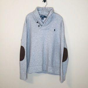 Polo by Ralph Lauren cowl neck sweatshirt size XL